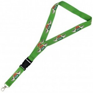 Friends Central Perk Logo Lanyard