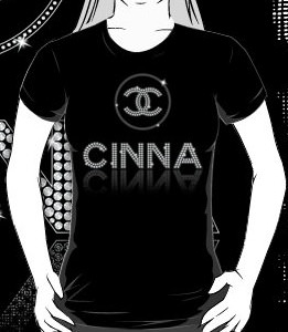 The Hunger Games Cinna Logo T-Shirt