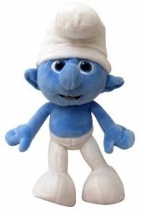 Smurfs Clumsy Smurf Plush