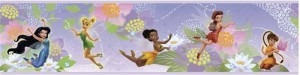 Disney Fairies Peel & Stick Border