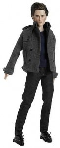 Twilight Edward Cullen Tonner Doll
