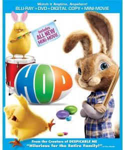 Hop (Blu-ray+DVD+Digital Copy) Combo Pack.