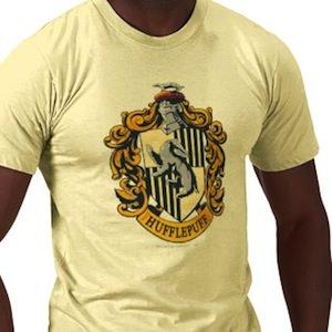 Harry Potter Hufflepuff Crest t-shirt