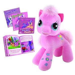 My Little Pony Pinkie Pie Plush Storyteller