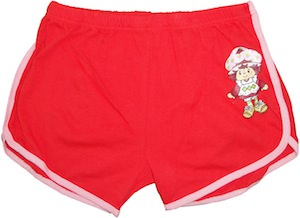 Strawberry Shortcake Sweet Thing Shorts