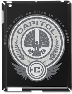 The Hunger Games Captiol Seal iPad 2 case