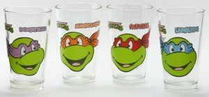 Teenage Mutant Ninja Turtles Glasses