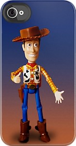 Woody iPhone and iPod touch case from Toy Story