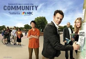Community poster from the TV series