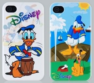 Donald Duck iPhone 4 4S (2) Design Case