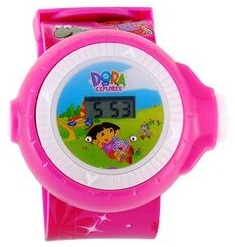 Dora the Explorer projector watch