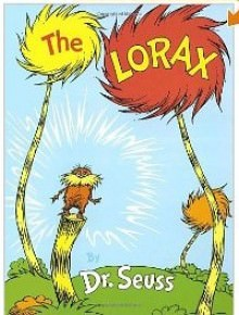The Lorax Dr. Seuss Classic Hardcover Book