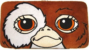 Gremlis Gizmo faux fur clutch wallet