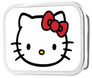 Hello Kitty Belt Buckle