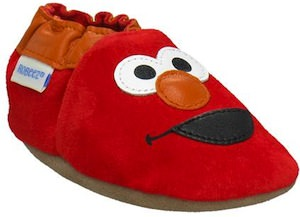 Robeez 3d elmo shoes