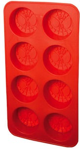 Spider-Man Maks ice cube tray