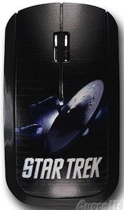 Star Trek USS Enterprice computer mouse