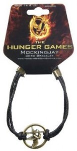 The Hunger Games Mockingjay Cord Bracelet