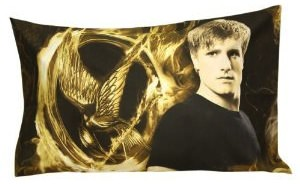The Hunger Games Peeta Mellark Pillow case