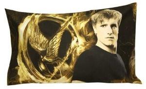 The Hunger Games Peeta Mellark Pillow case