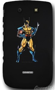 Wolverine Blackberry torch case