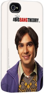 The Big Bang Theory Rajesh Koothrappali iPhone And iPod Touch Case