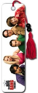 The Big Bang Theory photo bookmark