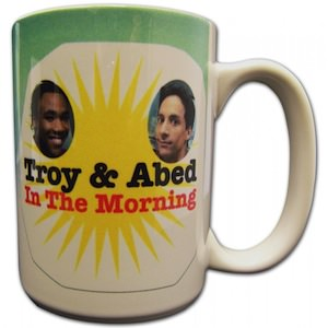 Community Troy & Abed In The Morning Mug