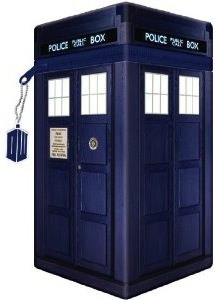 Tardis pencil case from the doctor