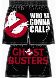 Ghostbusters Who Ya Gonna Call Boxers Shorts