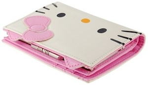 designer Hello Kitty Wallet