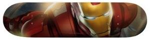 Marvel The Avengers Iron Man Skateboard