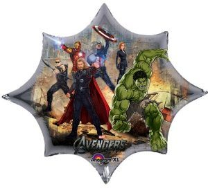 "Marvel The Avengers Mylar 35"" Balloon"