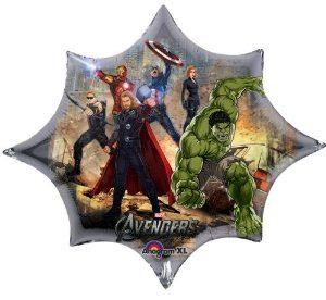 """Marvel The Avengers Mylar 35"""" Balloon"""