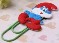 The Smurfs Papa Smurf Bookmark