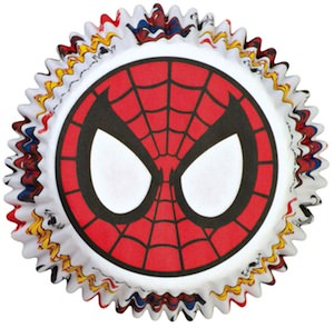 Amazing Spider-Man backing cups