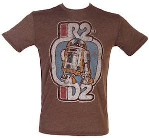 Star Wars Vintage R2-D2 T-Shirt