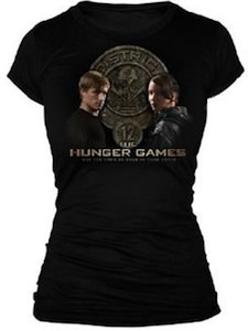 The Hunger Games Team District 12 T-Shirt