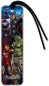Marvel The Avengers Bookmark