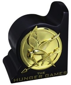 The Hunger Games Mockingjay Bookend