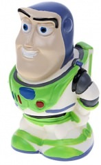 Toy Story Buzz Lightyear piggy Bank
