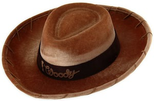Toy Story Cowboy hat like woody wears