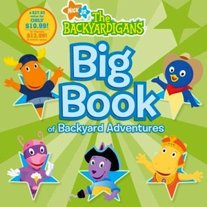 The Backyardigans Big Book Of Backyard Adventures