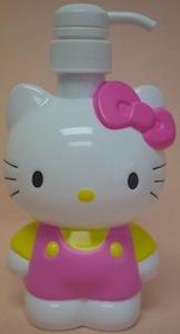 Hello Kitty liquid soap dispenser