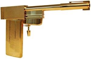 James Bond 007 The Golden Gun Replica