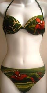 Spider-Man 2pc bikini