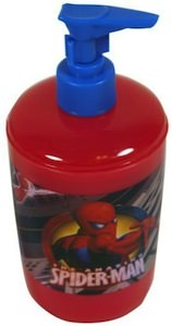 Marvel Spider-Man soap dispenser