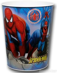 The Amazing Spider-Man Waster Basket