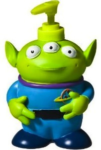 Toy Story Alien Soap Dispenser