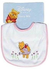 Disney Winnie The Pooh Baby Bib